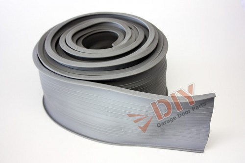 "Garage Door Bottom Rubber Weather Seal 1/4"" T-Style"