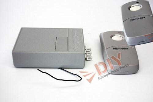 Linear Multi Code 1011 Receiver and Remote