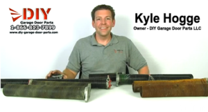 DIY Garage Door Parts Owner - Kyle Hogge